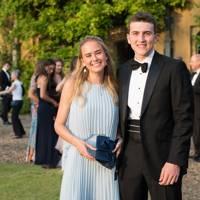 Johanna Blendow and David Fischer