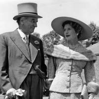 Sir Bernard and Lady Docker, 1950