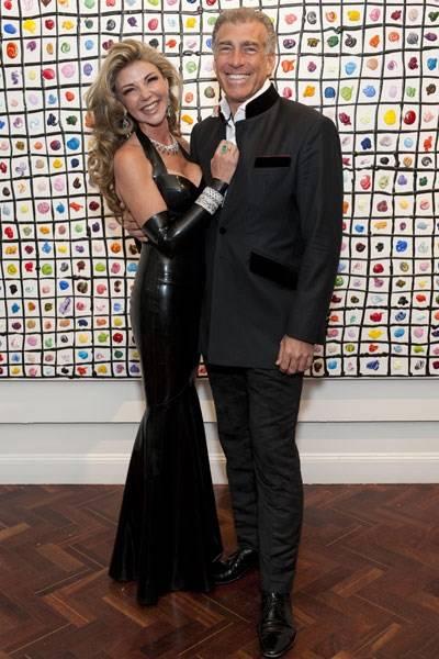 Lisa Tchenguiz and Steve Varsano