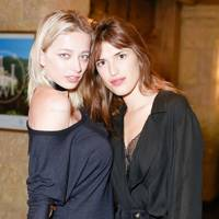 Jeanne Damas and Caroline Vreeland