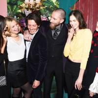 Atlanta de Cadenet Taylor, Annabelle Dexter Jones, Edgardo Osorio, Justin O'Shea, Laura Love and Tennessee Thomas