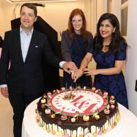 Wenty Beaumont, Cora Sheibani and Faaiza Lalji