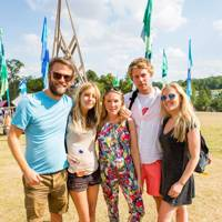 Jays Shortt, Milly Stanford-Tuck, Izzy Shortt, Tom Coulter and Georgina Honour