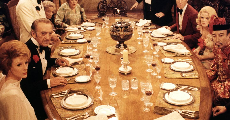 The Truth About Posh Table Settings Tatler Magazine