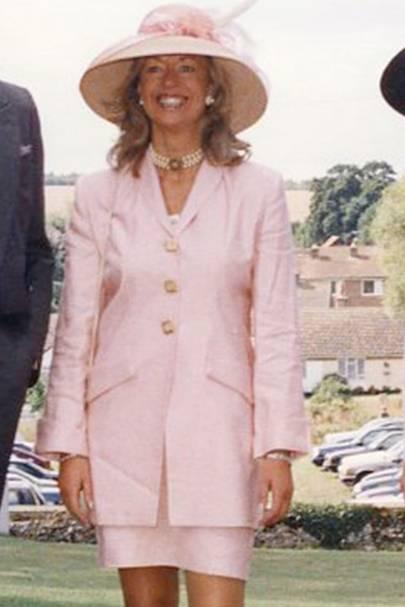 Mrs Patrick Haslam