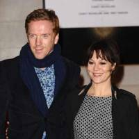 Damian Lewis and Helen McCroy