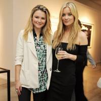Amber Atherton and Laura Whitmore
