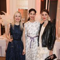 Lauren Hayes, Caroline Issa and Maria Kastani
