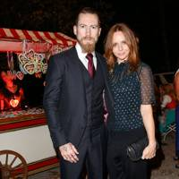 Justin O'Shea and Stella McCartney