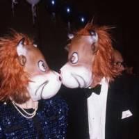 Mrs Jeremy Mackay-Lewis and Jeremy Mackay-Lewis