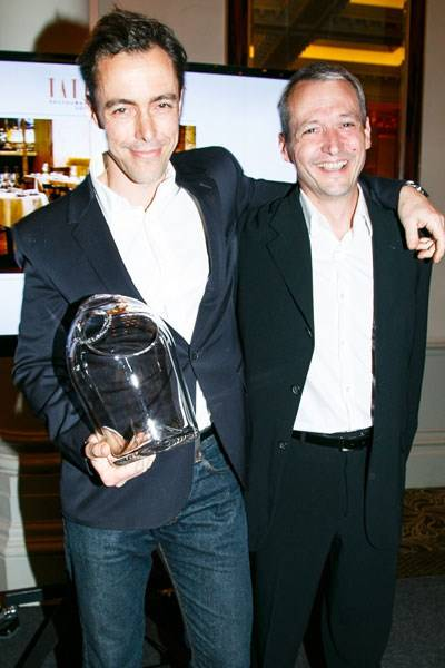Pascal Aussignac and Vincent Labeyrie
