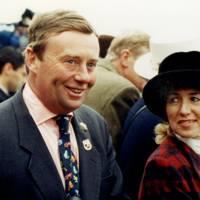 Nicholas Henderson and Mrs Nicholas Henderson