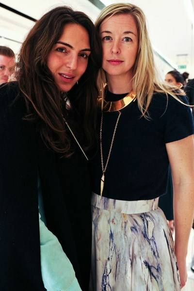 Andrea Gelardin and Zoe Kuipers