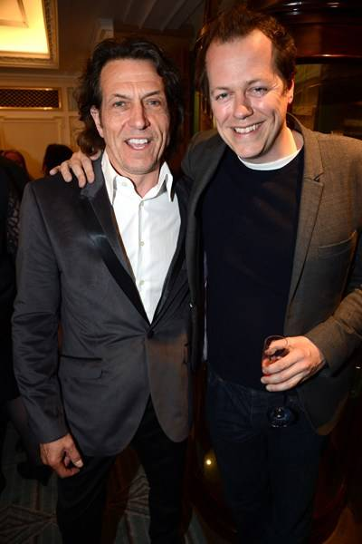 Stephen Webster and Tom Parker Bowles