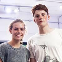 Rosie Tapner and Fergus Neville