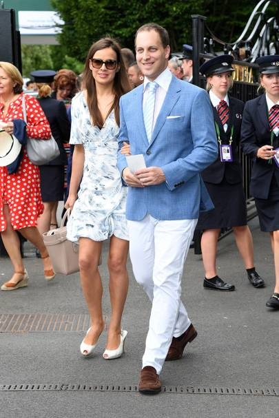 Sophie Winkleman and Lord Frederick Windsor