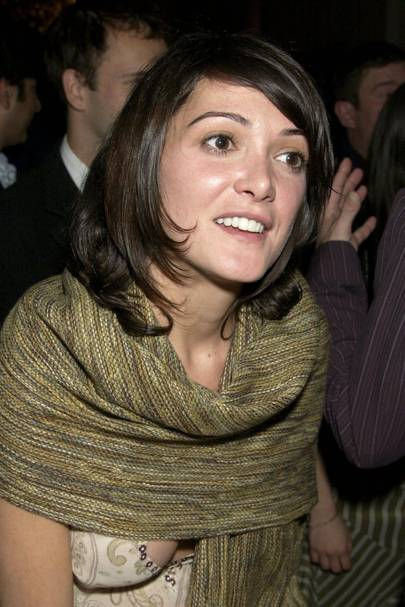 2002: At a Vanity Fair party at Baltic Restaurant
