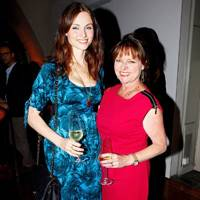 Sophie Ellis-Bextor and Janet Ellis
