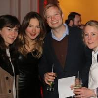 Camilla Lupton, Belle Lupton, Thomas Seddon and Lucia Gibson