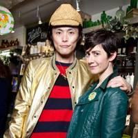 Yu Masui and Violaine Bernard