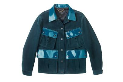 Jacket, £2,995 by Burberry Prorsum