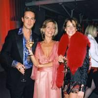 Andreas Versteegh, Mrs Andreas Versteegh and Chloe Lonsdale