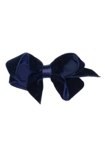 Wild & Gorgeous velvet hairbow