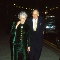 The Duchess of Devonshire and the Duke of Devonshire
