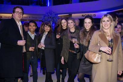 Charlie Robertson, Zamri Arip, Saranda Berveniku, Nina Ryden, Megan Daly, Alexa Smit and Katherine Mallia