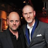 Gavin Turk and Jean David Malat