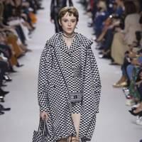 Christian Dior at Paris Fashion Week S/S18