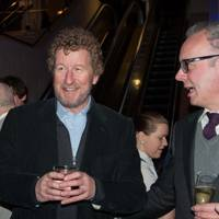 Sebastian Faulks and Anthony Quinn