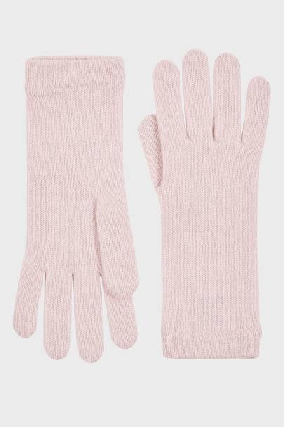 Pringle of Scotland cashmere gloves