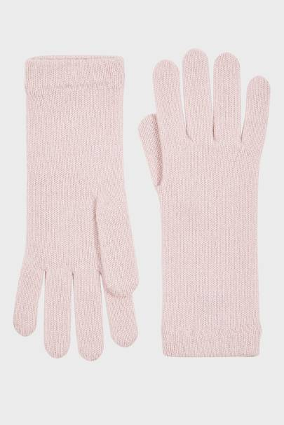Pringle of Scotland cashmere gloves