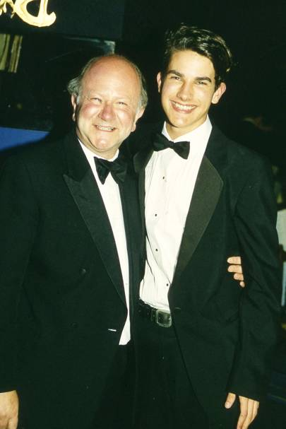 Nicholas Taylor and Charlie Taylor