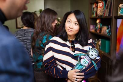 Veronica Chou