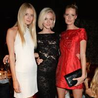Rebecca Corbin Murray, Portia Freeman and Caroline Winberg