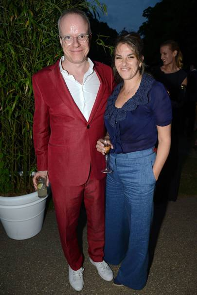 Hans Ulrich Obrist and Tracey Emin