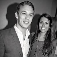 Francesco Ciardi and Jenny Medhurst