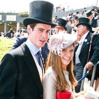 Harry Chalton and Georgina Crisford
