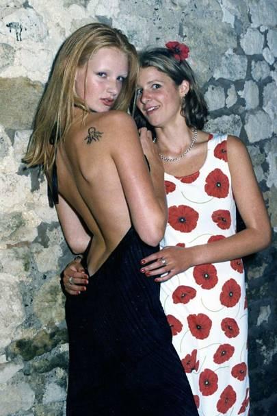 Olivia Inge and Olivia Wyld