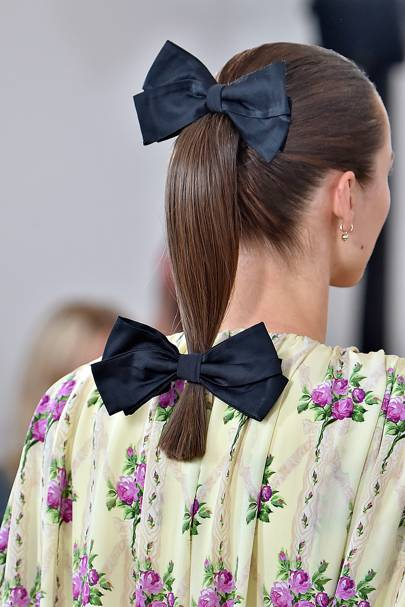 The Hair Bow Is Back The Best Hair Bows To Buy Tatler