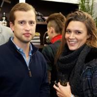 George Askew and Emma Borgerhoff Mulder