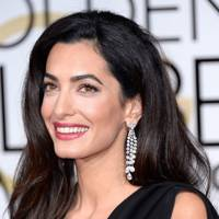Amal Clooney in Harry Winston
