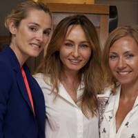 Agnieszka Butter, Izabela Minkiewicz and Aneta Gunn