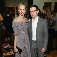 Lauren Santo Domingo and Erdem Moralioglu