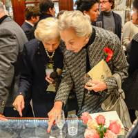Hazel Rose and Joyce Parsons