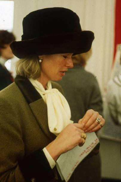 Mrs John Barrow