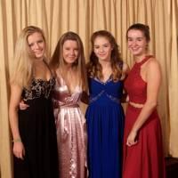 Tatiana Addyman, India Onslow, Ellie Ridley and Annie Lindeman