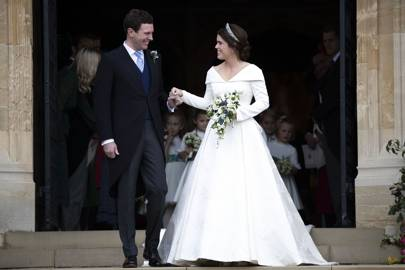 Princess Eugenie of York's wedding to Jack Brooksbank